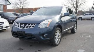 Used 2012 Nissan Rogue SL* AWD * NAVI *  CAMERA * SERVICE RECORDS for sale in Woodbridge, ON