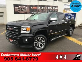 Used 2015 GMC Sierra 1500 SLT  Z71-PKG NAV LEATH P/SEATS PARK-SENS TOW for sale in St. Catharines, ON