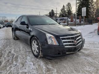 Used 2008 Cadillac CTS 3.6L-AWD-PANORAMIC SUNROOF-LOW Monthly PAYMENTS! for sale in Edmonton, AB