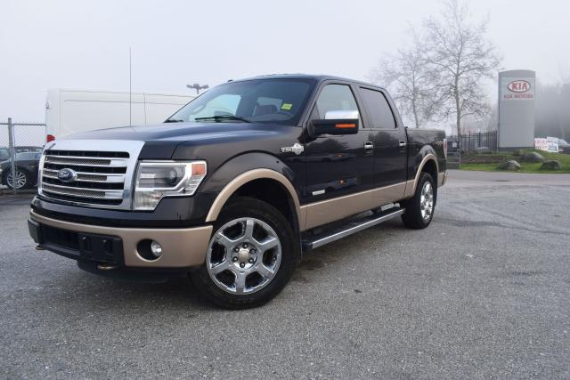 2014 Ford F-150 King Ranch PL/PW/AUTO