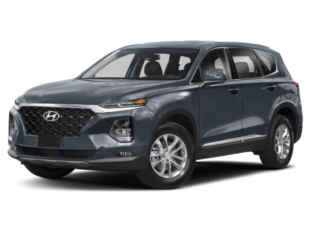 2019 Hyundai Santa Fe 2.0T Luxury AWD NO OPTIONS