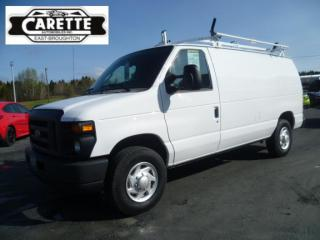 Used 2014 Ford E250 3/4 Tonne for sale in East broughton, QC