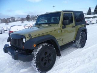 Used 2013 Jeep Wrangler 4x4   2 toits for sale in East broughton, QC