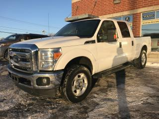 Used 2012 Ford F-250 XLT CREWCAB DIESEL BOITE 6PIEDS for sale in Laval, QC