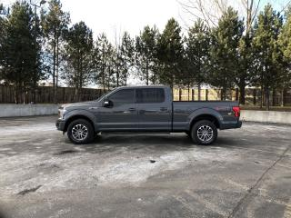 Used 2018 Ford F-150 Lariat FX4 Crew 4X4 for sale in Cayuga, ON