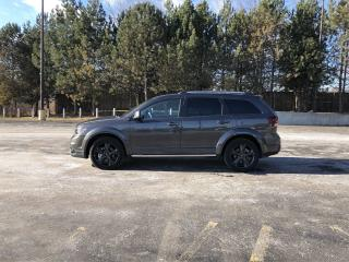 Used 2018 Dodge Journey Crossroad AWD for sale in Cayuga, ON