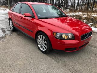 Used 2005 Volvo S40 for sale in Mirabel, QC