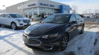 Used 2018 Chevrolet Malibu LT for sale in Arnprior, ON