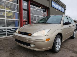 Used 2001 Ford Focus SE for sale in Kitchener, ON