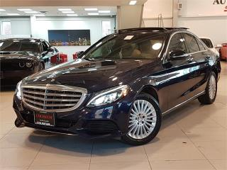 Used 2015 Mercedes-Benz C-Class C300 4MATIC-HUD-NAVI-PARK ASSIST-ONLY 54KM for sale in Toronto, ON