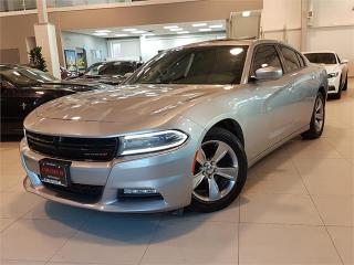 Used 2015 Dodge Charger SXT-NAVIGATION-SUNROOF-REMOTE START-HEATED SEATS for sale in Toronto, ON