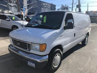 Used 2006 Ford Econoline Cargo Van for sale in Toronto, ON