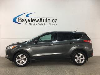 Used 2016 Ford Escape - SYNC! HTD SEATS! REVERSE CAM! KEYPAD! ALLOYS! for sale in Belleville, ON