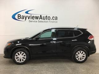 Used 2015 Nissan Rogue - AWD! REVERSE CAM! BLUETOOTH! CRUISE! A/C! PWR GROUP! for sale in Belleville, ON