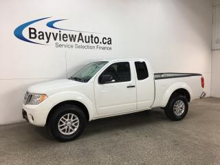 Used 2015 Nissan Frontier SV - KING CAB! BLUETOOTH! A/C! CRUISE! ALLOYS! for sale in Belleville, ON