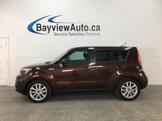 Used 2018 Kia Soul EX - HTD SEATS! REVERSE CAM! BLUETOOTH! HTD STEERING WHEEL! ALLOYS! for sale in Belleville, ON