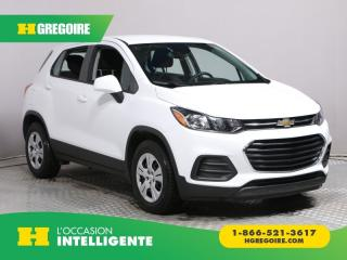 Used 2017 Chevrolet Trax LS A/C GR ELECT for sale in St-Léonard, QC