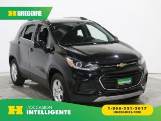 Used 2017 Chevrolet Trax LT AWD A/C GR for sale in St-Léonard, QC