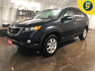 Used 2012 Kia Sorento AWD * Rain  guards * Alloys * Downhill assist * Heated front seats * Hands free steering wheel controls * Phone connect * Roof rails * Voice recogniti for sale in Cambridge, ON