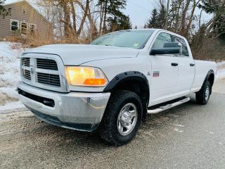 Used 2012 Dodge Ram 2500 CREW CAB for sale in Richmond Hill, ON