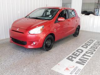 Used 2015 Mitsubishi Mirage SE for sale in Red Deer, AB