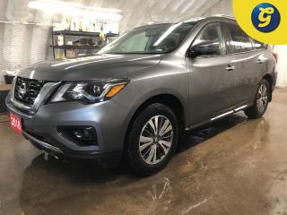 Used 2018 Nissan Pathfinder SL * 4WD * 7 Passenger *Navigation * Leather interior * Remote start * Nissan connect touchscreen * Back up camera * Blindspot assist * Heated front s for sale in Cambridge, ON