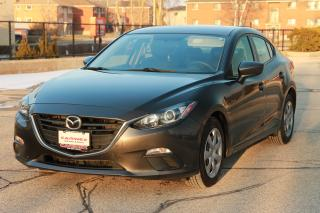 Used 2015 Mazda MAZDA3 GX Bluetooth | CERTIFIED for sale in Waterloo, ON