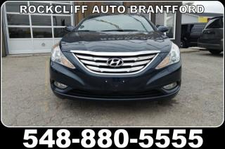 Used 2013 Hyundai Sonata GLS. PRICED TO SELL REGARDLESS OF YOUR CREDIT SITUATION for sale in Brantford, ON