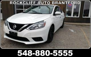 Used 2017 Nissan Sentra for sale in Brantford, ON