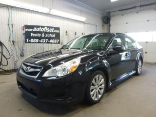 Used 2010 Subaru Legacy i for sale in St-Raymond, QC