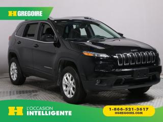 Used 2017 Jeep Cherokee North 4x4 A/c Mags for sale in St-Léonard, QC