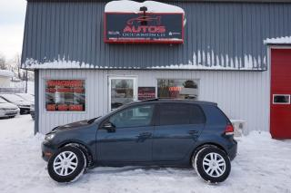 Used 2011 Volkswagen Golf 2.0 Tdi Diesel for sale in Lévis, QC