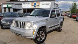 Used 2008 Jeep Liberty Sport w/Remote Start, Tow Pkg for sale in Etobicoke, ON