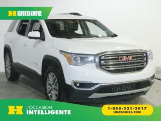 Used 2017 GMC Acadia SLE2 AWD 7 PASSAGERS for sale in St-Léonard, QC