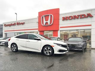 New 2019 Honda Civic Sedan LX Demo - Accessorized! for sale in Campbell River, BC