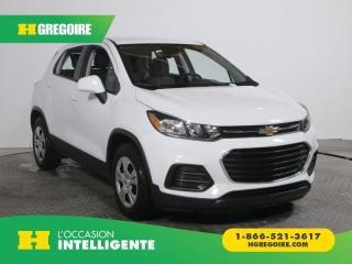 Used 2018 Chevrolet Trax LS A/C GR ELECT for sale in St-Léonard, QC