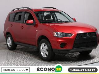 Used 2011 Mitsubishi Outlander ES AWD A/C GR for sale in St-Léonard, QC
