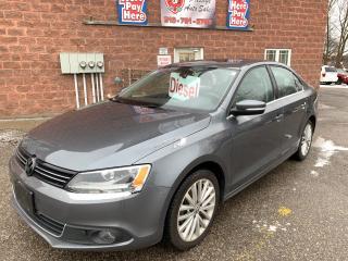 Used 2013 Volkswagen Jetta ComfortlineTDI/DIESEL/NO ACCIDENT/CERTIFIED/WARRAN for sale in Cambridge, ON