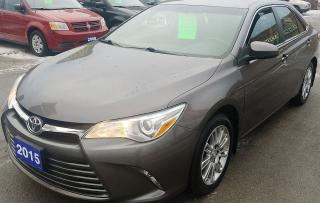 Used 2015 Toyota Camry LE for sale in Hamilton, ON