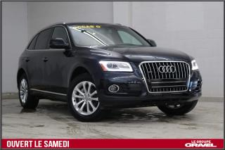 Used 2016 Audi Q5 2.0T Quattro for sale in Montréal, QC