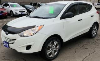 Used 2012 Hyundai Tucson GL for sale in Hamilton, ON