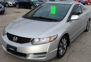 Used 2011 Honda Civic EX-L for sale in Hamilton, ON