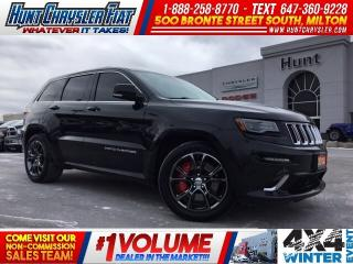 Used 2014 Jeep Grand Cherokee SRT/TOW/PANO/20'S/LUXURY AND MORE!!! for sale in Milton, ON