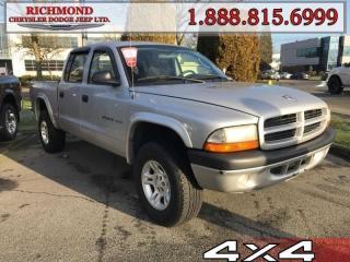 Used 2002 Dodge Dakota Sport for sale in Richmond, BC