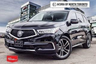 Used 2017 Acura MDX Tech Complimentary Maintenance for 24 Mths Restric for sale in Thornhill, ON