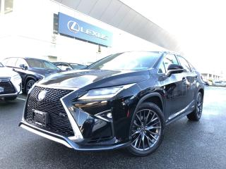Used 2016 Lexus RX 450h F Sport 3, Certified, NO Accidents, Local for sale in North Vancouver, BC