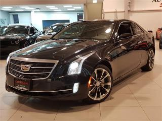 Used 2015 Cadillac ATS Coupe 2.0L TURBO LUXURY-AWD-CAMERA-ONLY 72KM for sale in Toronto, ON