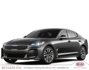 Used 2019 Kia Stinger GT-LINE for sale in Pickering, ON
