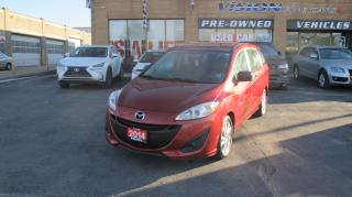 Used 2014 Mazda MAZDA5 GS/6 SEATER for sale in North York, ON
