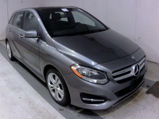 Used 2015 Mercedes-Benz B-Class B250~NAVIGATION~PANORAMA~39KMS~ONE OWNER !!! for sale in Burlington, ON
